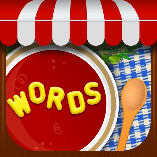 Letter Soup Cafe - Word Game