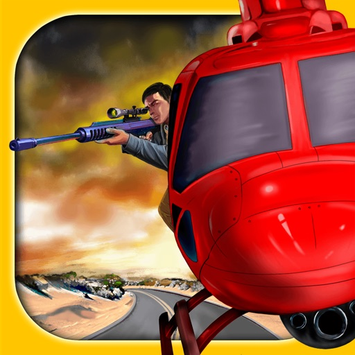 Highway Chase - Best Adrenaline Mobile Shooting Game of 2015