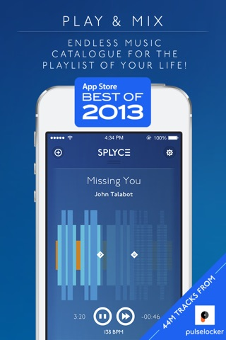 Splyce Premium DJ mixer screenshot 1