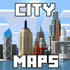 City Maps for Minecraft PE - Download free Maps & MineMaps for Pocket Edition