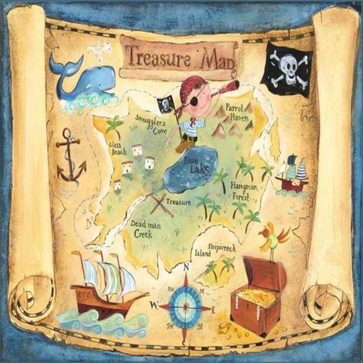 寻宝导航:Treasure Navi