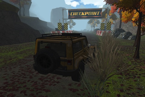 3D 4x4 Off-Road Truck Racing - Extreme Trials Real Driving Simulator PRO screenshot 4