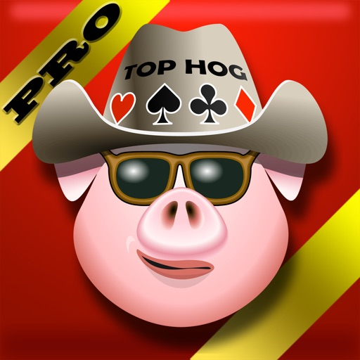 Pigskin Poker Pro iOS App