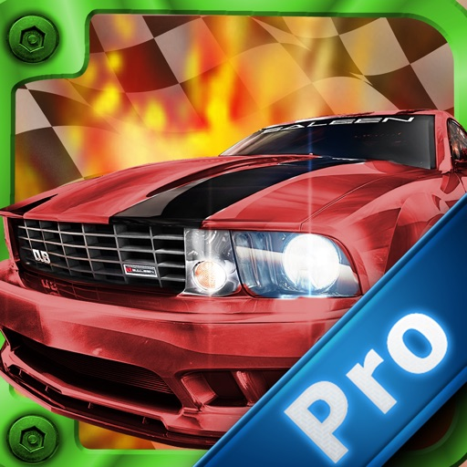 Epic Race Track In Town Pro - AvoidOtherCarsTrack iOS App