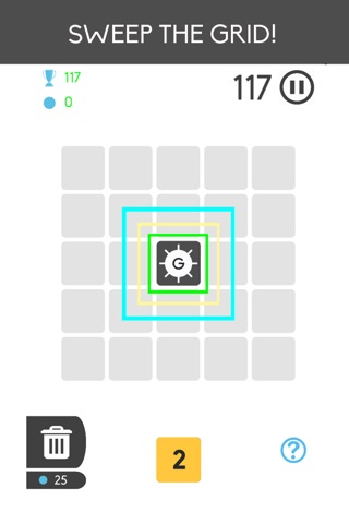 Gridsweeper screenshot 3