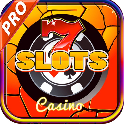 Absolusion Slots: Casino Slots Of The War Machines HD! iOS App