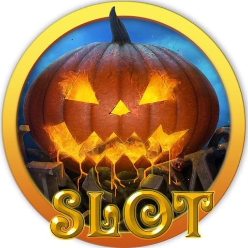 Halloween Night Slots - Free Mega Jackpots With Bouns lottery Gambling Games iOS App