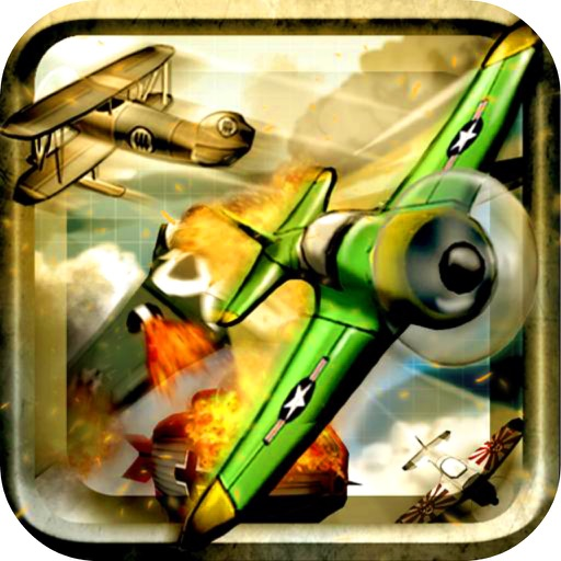 Sky Fighter: 1942 Commander War iOS App