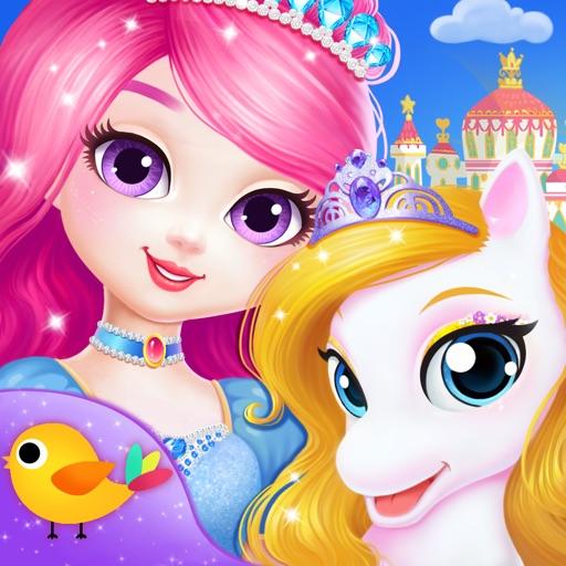 Princess Pet Palace: Royal Pony - Pet Care, Play & Dress Up