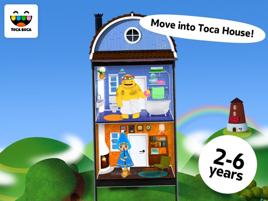 Toca House Screenshots
