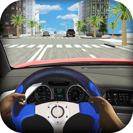 Fast Car Driver Racing Drift Game iOS App