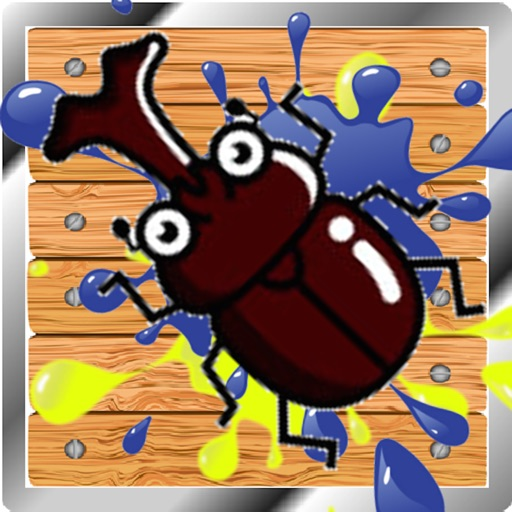 Beetles Smasher 【Popular Apps】 iOS App