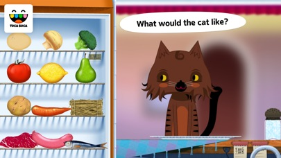 Screenshot #9 for Toca Kitchen