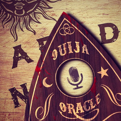 Ouija Board - talk to the spirits - scary stories App