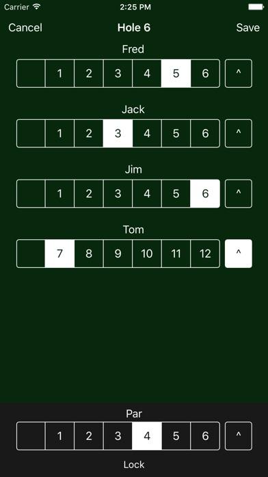 Golf Mate screenshot1