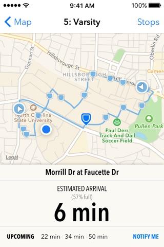 TransLoc Rider: Transit Tracking & Alerts screenshot 2