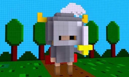 Duel Knights - Fantasy Retro Race iOS App