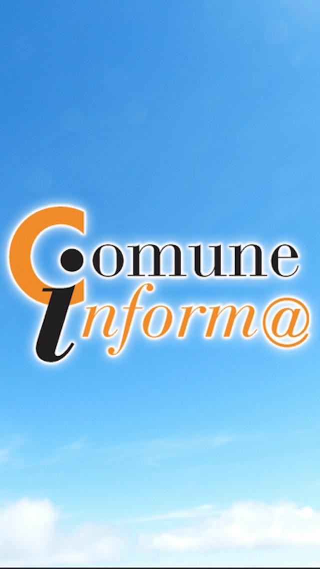 Screenshot of Inform@ Comune1