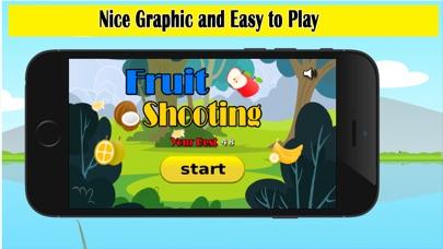 Фрукты Стрельба игры для детейСкриншоты 1