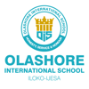 School Website - Olashore International artwork