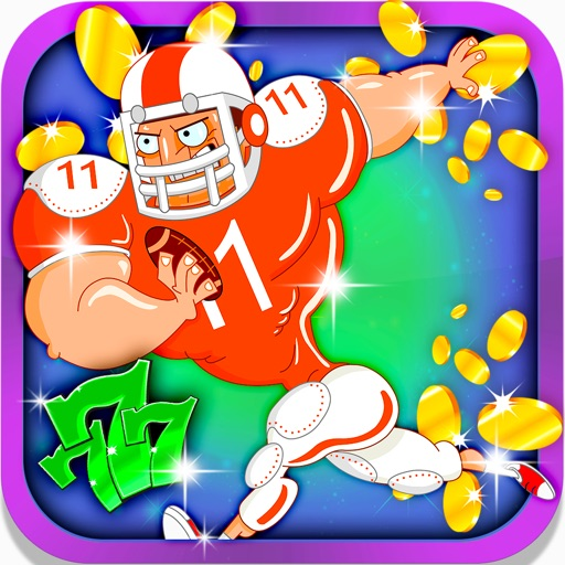 Football Team Slots: Join the ultimate gambling club and be the most talented player iOS App