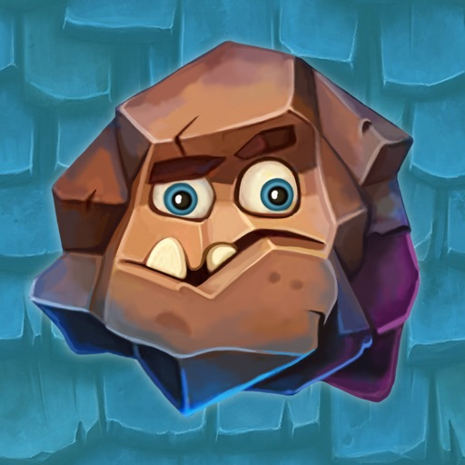 Stone On The Rope - Addicting Time Killer Game iOS App