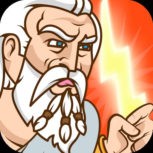 Зевс против Mонстров - Mатематические игры для Детей