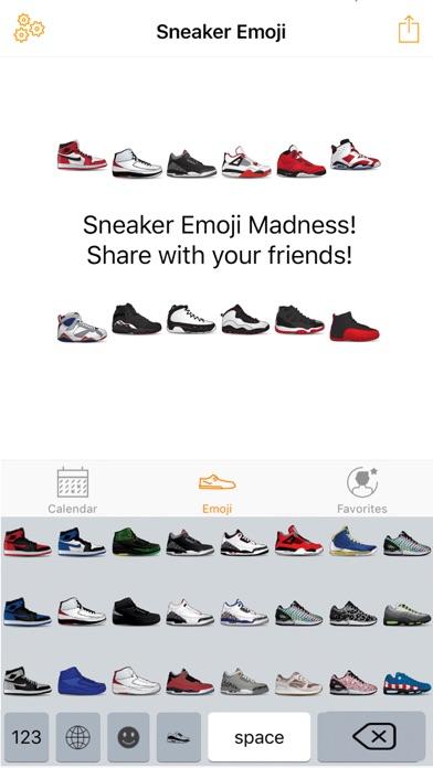 Air Jordan Nike Release Dates Sneaker Emoji Keyboard