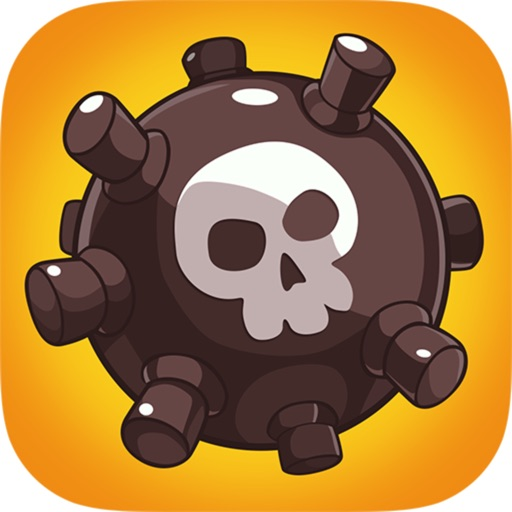 Shell Sweeper 3D - Mine Defuse PRO iOS App
