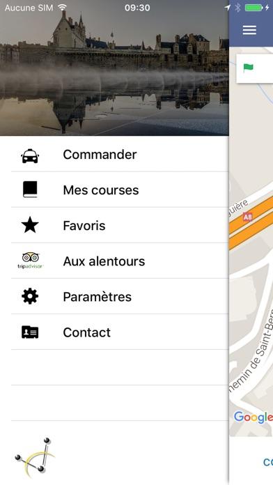 Taxi NantesCapture d'écran de 1