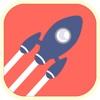 Block Rocket Escape - Run Away From The Blocky World