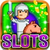Ultimate Pixel Slots: Join the super 8bit coin gambling and earn the virtual crown