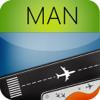 Manchester Airport (MAN) Flight Tracker Radar