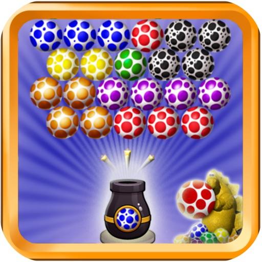 Crazy Bubble eggs Puzzle Classic iOS App