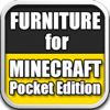 Furniture for Minecraft PE ( Pocket Edition ). - Available for Minecraft PC too