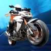 A Moto Bike Race - Clash of Ninja Temple Racing Chase super football clash 2 temple