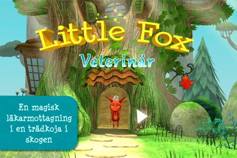 Little Fox Animal Doctor screenshot 1