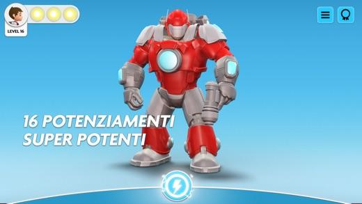 Super Powerboy Screenshot