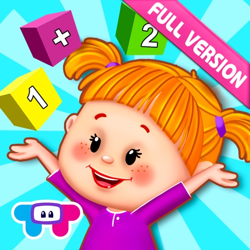 Izzie's Math: Fun Game for Kids 5-8