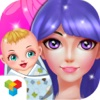 Star Mommy's Angel Baby - Beauty Pregnant Check/Cute Infant Care