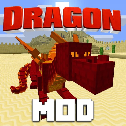 DRAGONS MOD FOR MINECRAFT EDITION PC - POCKET GUIDE