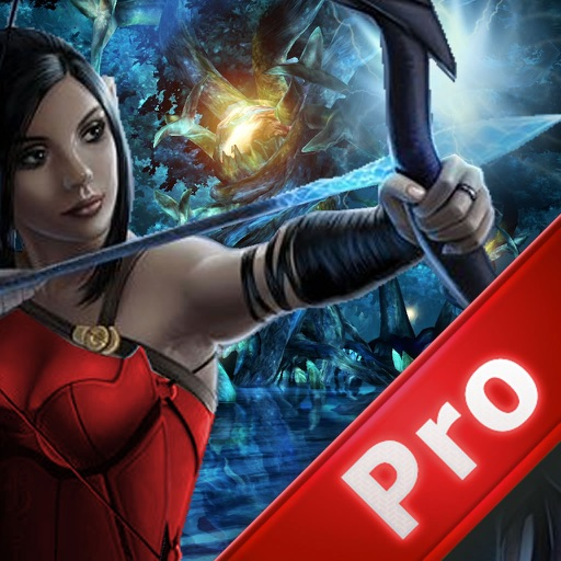 Arrow Fantasy Elfic Pro -Archer Game In The Forest iOS App