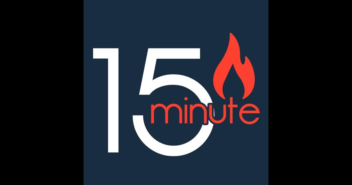 ... Burners : 50, 15 minute weight loss workout for ladies en el App Store