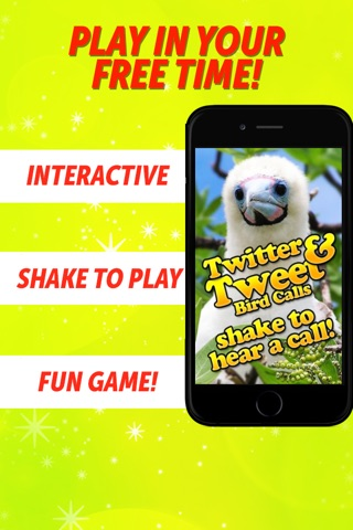 Social Bird Calls  - Fool Your Friends! screenshot 1