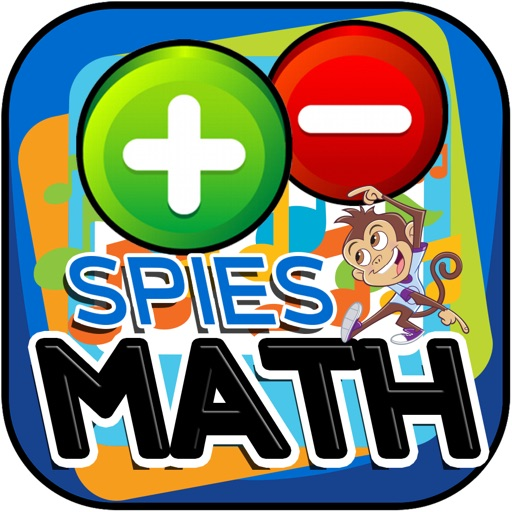 Math Game for Spies Beat Band iOS App