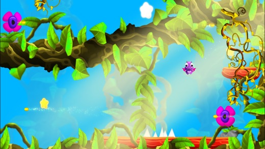 Dragonlings - Baby Dragon Jump Adventure Screenshot