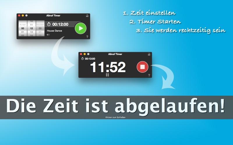 Alinof Timer Screenshot