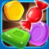 Candy Cookie Pop Jam-Fun soda match 3 crush game