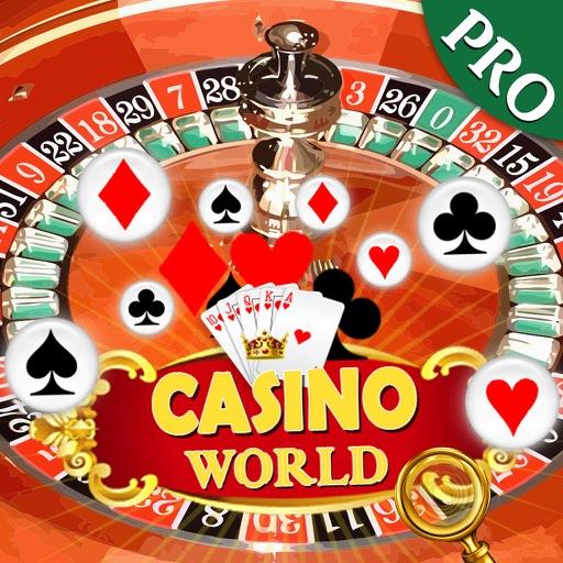 Casino World Adventure iOS App