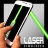 lazer pointer  simülatörü